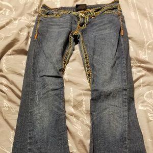 Womens true religion jeans